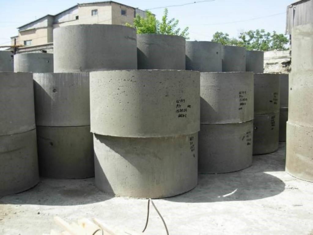 Стеновые кольца любых параметров – кольца КС 15-9