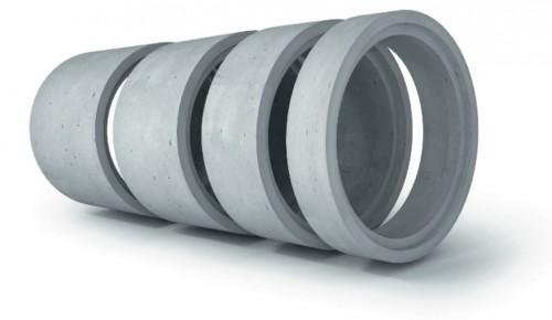 Кольца бетонные для колодцев и кольца горловин