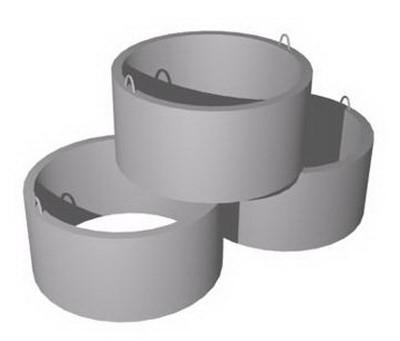кольца для колодца ВД 8