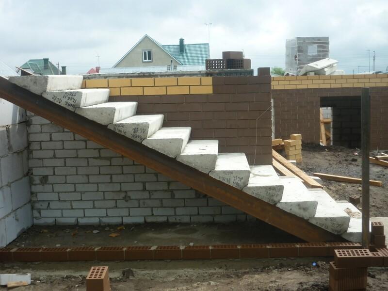 Лестничные ступени ЛС – идеальный вариант