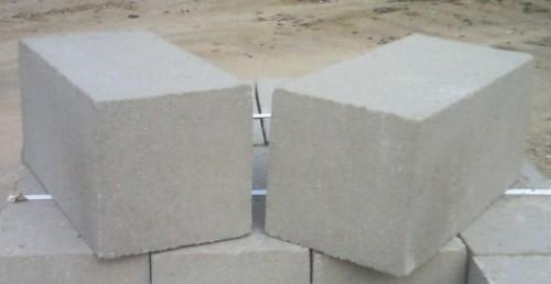 блоки фундаментные полнотелые