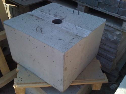 фундаментная подушка
