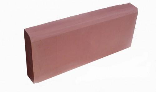 Бордюр полимерно песчаный