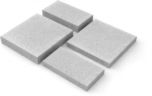 тротуарные бетонные плиты