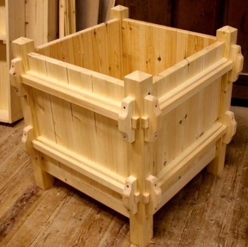 деревянное основание с ножками