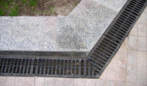 Лотки из бетона своими руками