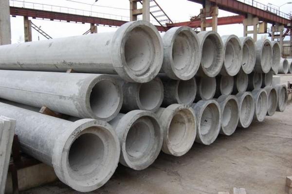 Трубы бетонные типы