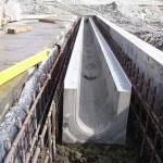 лотки теплотрасс туннели