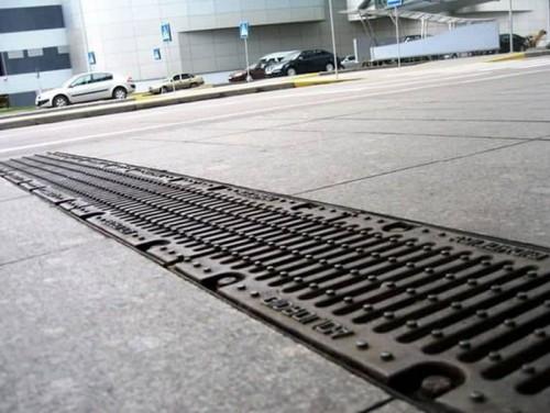 стальные решетки для водостока