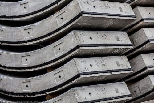 блоки коллекторных тоннелей
